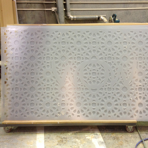 Anderson Design Limited regarding CNC router cutting