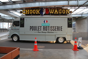 Moore Wilson's Chook Wagon